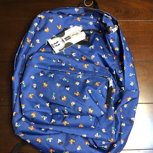 9d26db56857 Jansport Disney Superbreak Gang Dot Backpack